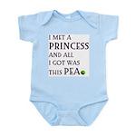 The Princess and the Pea Infant Creeper