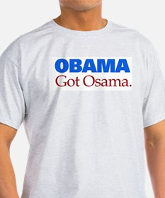 Unique Obama got osama T-Shirt