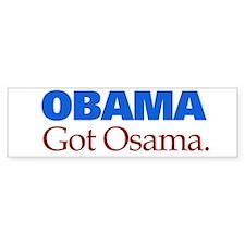 obamagotosama2 Bumper Bumper Sticker