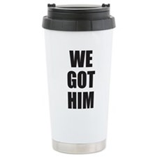 Cute Beaten Travel Mug