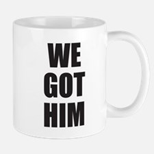 Funny We got osama Mug