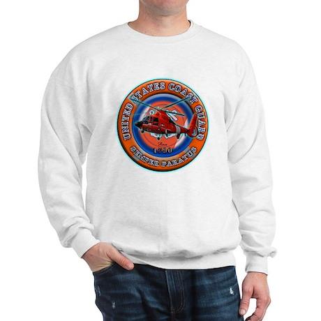 USCG Life Ring-Helo Sweatshirt