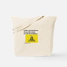 Cute Bin laden dead Tote Bag