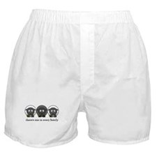 Black Sheep Boxer Shorts