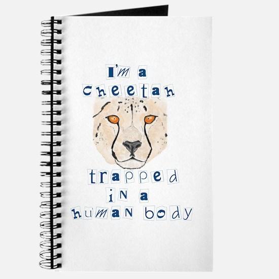 I'm a Cheetah Journal