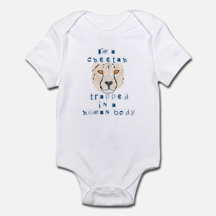 I'm a Cheetah Infant Creeper