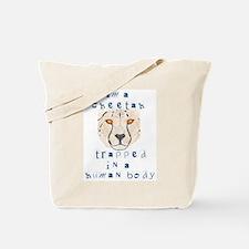 I'm a Cheetah Tote Bag