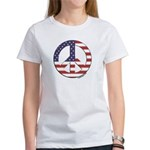 FlagPeaceSign T-Shirt
