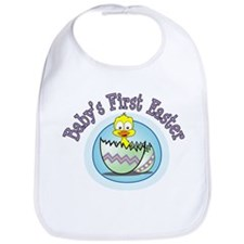 Baby's First Easter Bib