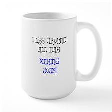 Lye Around Mug