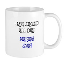 Lye Around Mug