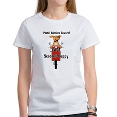 Scooter-Puppy Women's T-Shirt
