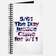 5/01 Justice for 9/11 Journal
