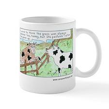 4 Romantic Grass is Greener Mug