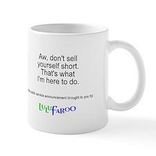sell self Mug