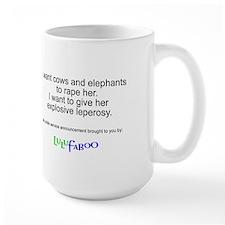 leprosy Mug