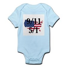 USA! Infant Bodysuit