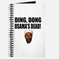 Ding Dong Osama's Dead Journal
