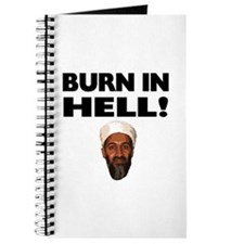 Burn in Hell Osama Journal