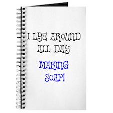 Lye Around Journal