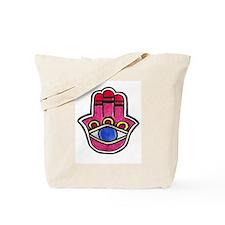 Hamsa Solo Tote Bag