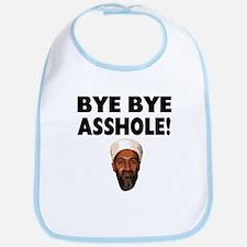 Bye Bye Asshole (Bin Laden) Bib