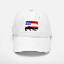 Never Forget Baseball Baseball Cap