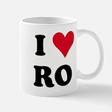 I Heart Ro mug