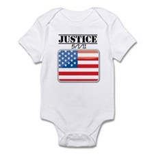 Justice May 1 2011 Infant Bodysuit