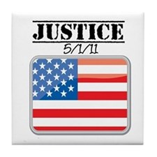 Justice May 1 2011 Tile Coaster
