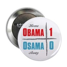 "Cute Osama bin laden 2.25"" Button"