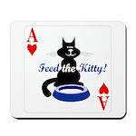 Cats Playing Poker Mousepad