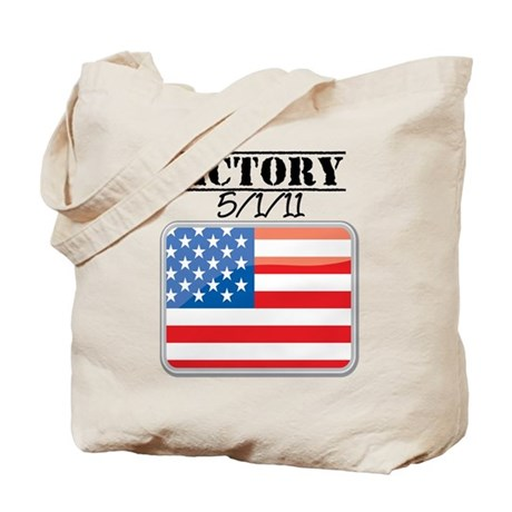 U.S. Victory May 1 2011 Tote Bag