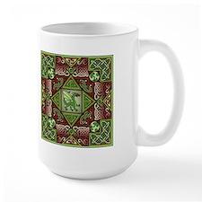 Celtic Dragon Labyrinth Mug