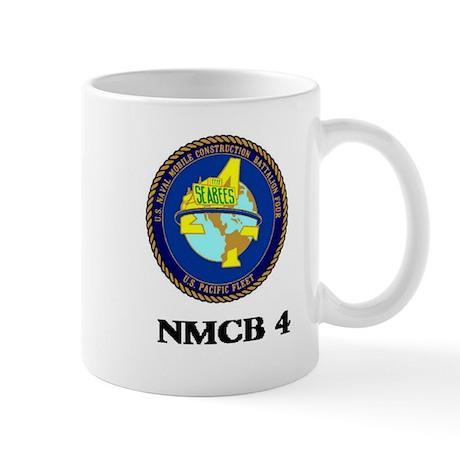 Mug NMCB 4 Logo