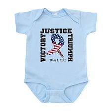 Justice Victory Triumph Infant Bodysuit