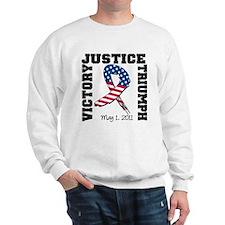 Justice Victory Triumph Sweatshirt