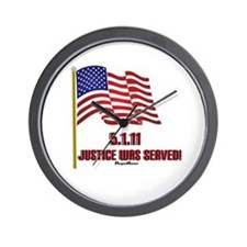 5.1.11 Justice Wall Clock