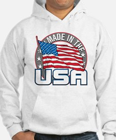 Made in The USA Hoodie