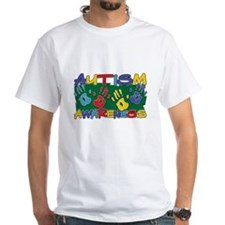 Autism Awareness Handprints Shirt