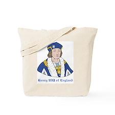 King Henry VII Tote Bag