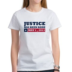 Justice Has Been Done Tee
