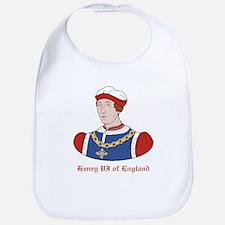 King Henry VI Bib