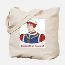 King Henry VI Tote Bag