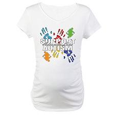 Support Autism Handprints Shirt