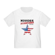 Mission Accomplished T