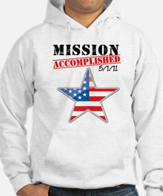Mission Accomplished Hoodie