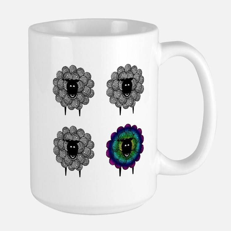 Unique Sheep Mugs