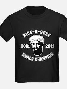 Hide N Seek World Champion T