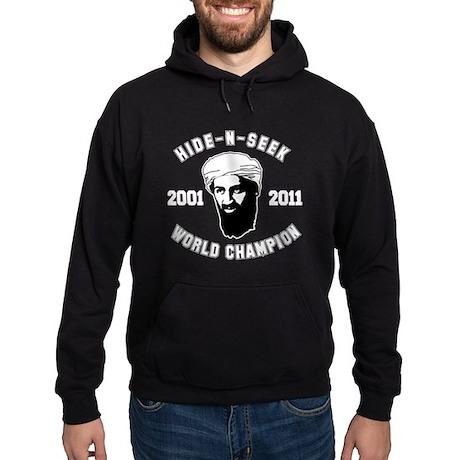 Hide N Seek World Champion Hoodie (dark)